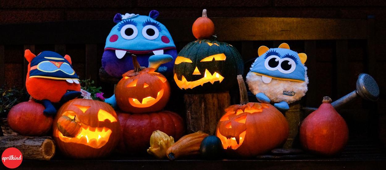 Halloween-Gewinnspiel!
